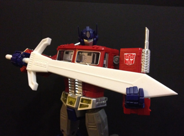 Menasor Sword 3d printed Razors Edge
