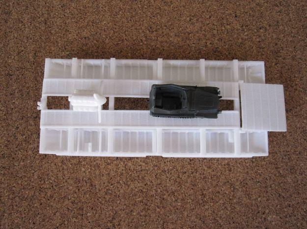 1/144 B-Ferry for Operation Sealion