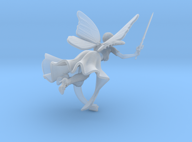 Battle Fairy 35mm 3d printed