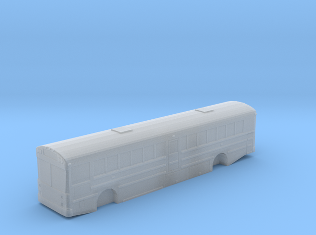 n scale school bus 2015 international/ic re 300