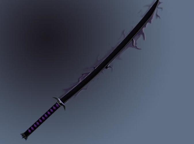 artistic vision of this sword