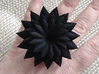 Big Bloom Ring Size 7 3d printed