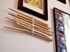 The Stick Clip v1.0- Broken Drum Sticks Become Art 3d printed Let 'em Hang