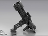 Hot Potato: Grenade launcher/Mortar 3d printed