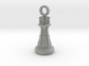 Chess Rook Pendant 3d printed