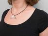 Whale Tail Pendant 3d printed Whale Tail Pendant