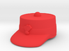 Peaked Forage Cap (Test) 3d printed