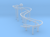 Very Small RBS Rolling Ball Sculpture Marble Run 3d printed