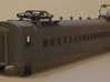 N Scale CN CCF MU Motor Car Body 3d printed