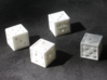 Ace Dice 3d printed