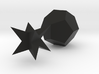Space Filling Polyhedra 3d printed