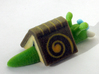 2 Inch Monsters: Batch 01 3d printed Book Snail