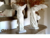 "Winged Victory (5"" tall) 3d printed Winged Victory of Samothrace (20"" version shown)"