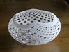 """A la Vasarely"" Bowl (20 cm) 3d printed Printed in WSF, empty."