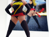 Ms Marvel 3d printed