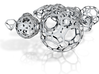 Archimedean solids 3d printed
