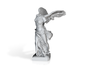 """Winged Victory (25"""" tall) 3d printed"""
