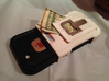 Lifeproof wallet, money clip and bottle opener att 3d printed