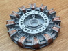 Arc Reactor v1.2 3d printed Painted and all wired up