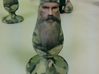 Phil Robertson the racist homophobic Plug 3d printed