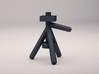 Camera Tripod for Lego Cameras 3d printed 3D render of the model