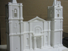 St John Co Cathedral Facade 3d printed