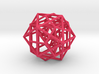 Nested Platonic Solids IDHTO 80mm 3d printed