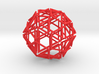 Exploded Polyhedra 3d printed