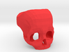 3D Printed Skull Ring by Bits to Atoms 3d printed