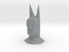 Batman head bust sculpture 3d printed