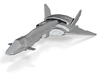 1/144 Condor Long Range Attack Fighter 3d printed