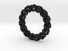 Crossover Thick - Bracelet size S 3d printed