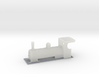 009 colonial style tender loco 1 3d printed