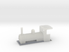 009 colonial style tender loco 2 3d printed