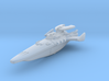 Novus Regency Destroyer 3d printed