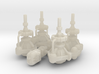 Fuel Refinery Ship 3d printed