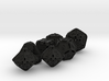 Dice Set with Decader 3d printed