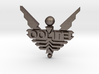 Oolite Pin (one inch) 3d printed