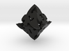 Tocrax Eight-Sided Die 3d printed