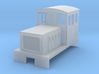 HOn30 OO9 Bachmann Plymouth switcher conversion 1 3d printed