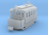 1001-2 Baldwin Steam Tram (Type A) 1:148 3d printed