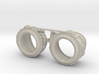 Steampunk Goggles 3d printed