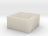 SquareRing_Love_Int_18mmx12mm 3d printed