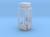 K8 Telephone Box - OO (1:76) scale 3d printed
