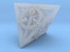 Deathly Hallows d4 3d printed