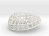 Moebius Ellipse | Napkin Ring 3d printed