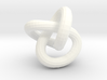 Endless knot thick - 1.7 cm 3d printed