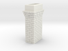 Brick Chimney 03 HO scale 3d printed