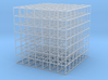 grid 7 / 2cm space / 2mm thickness 3d printed