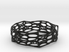 Morph Bangle sz M 3d printed